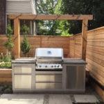 Design Build - BBQ area