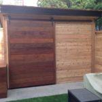 IPE Custom barn door