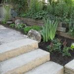 Relaxed city garden