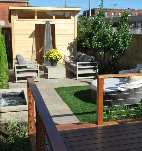 landscaping in Toronto